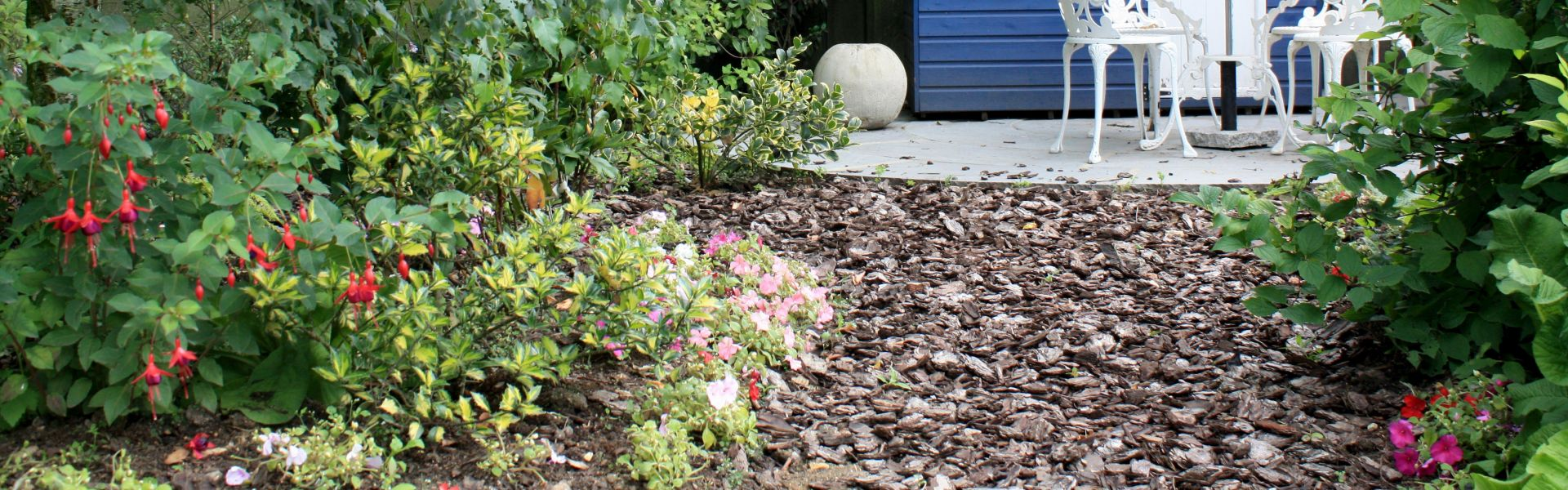 Garden Bark Mulch
