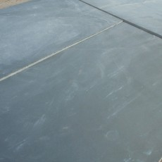 Brazilian Grey Slate Sawn Edges per mtr