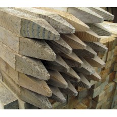 Treated Timber Pegs 47x50x600mm