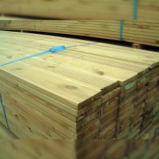 Deck Board 150mm x 32mm x 4.8m