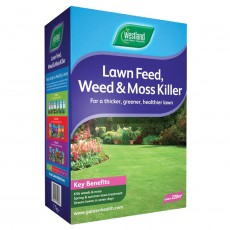 Lawn Feed, Weed & Moss Killer 4kg