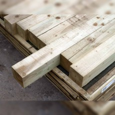 Fence Post 100x100x3000mm