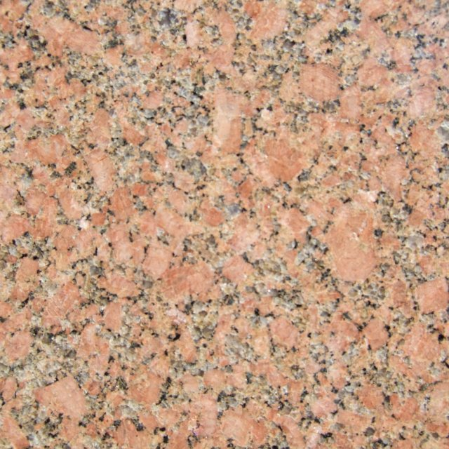 Granite Paving Rich Red per mtr