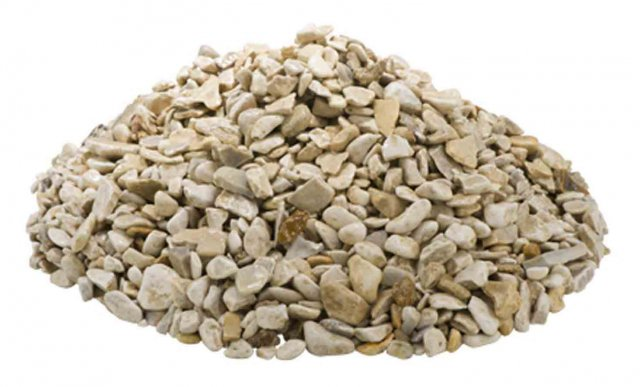 Honey Stone Chippings Bulk Bag