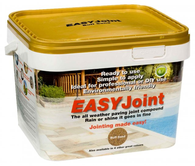 Easyjoint Jointing Compound Buff Sand 12.5kg