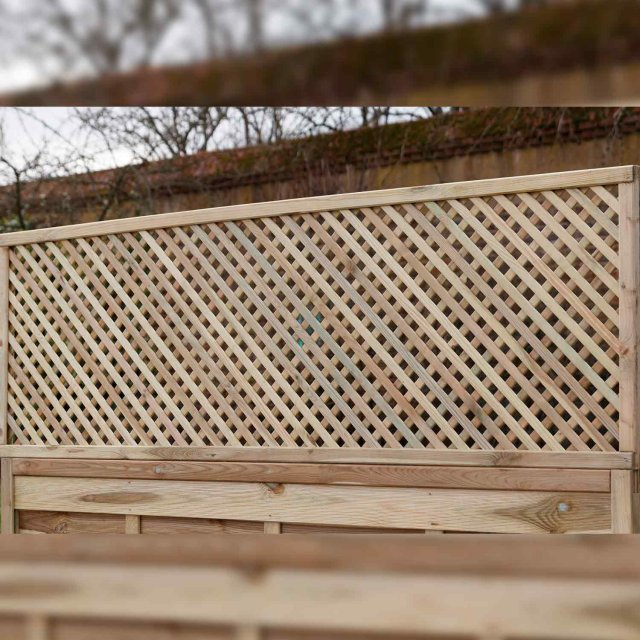 Lilleshall Lattice Trellis 1.8m