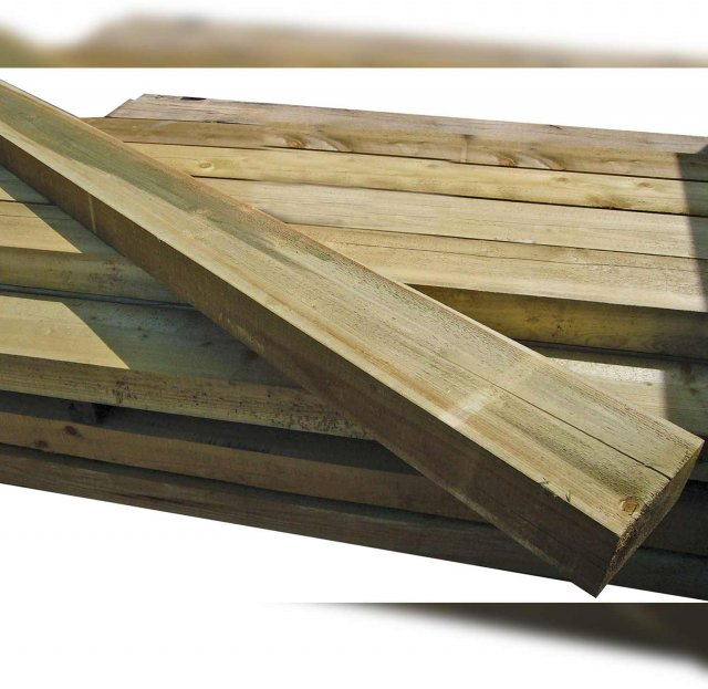 Softwood Sleeper 100x200x2400mm