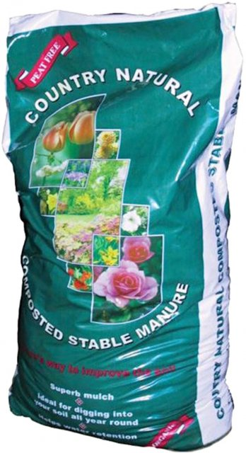 Organic Stable Manure 80ltr
