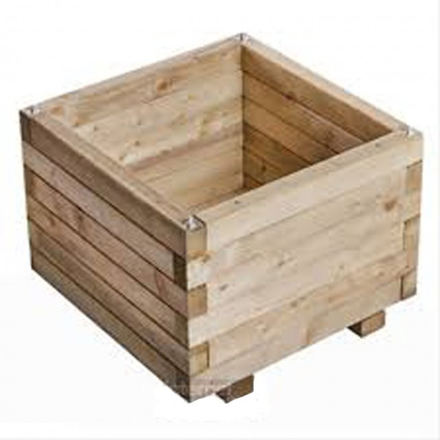 Elite Large Square Planter