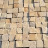 Fossil Mint Sandstone Cobble 100x100mm