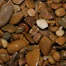 Premium Quartzite Pea Gravel 20mm Bulk Bag