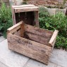 Wooden Apple Crate